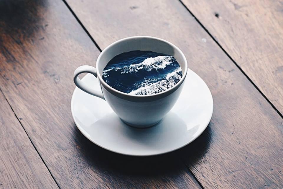 Кофе со вкусом океана и муссонного ветра - Муссонный Малабар