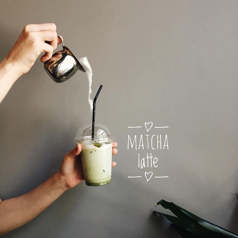 Матча-латте: альтернатива кофе и 100% природной пользы