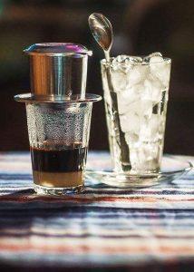 вьетнамкий кофе