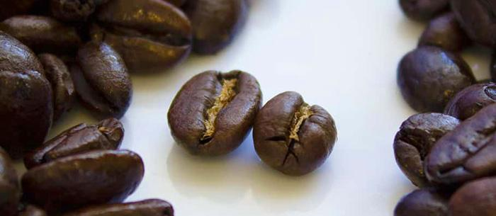 Сравнение кофейного зерна