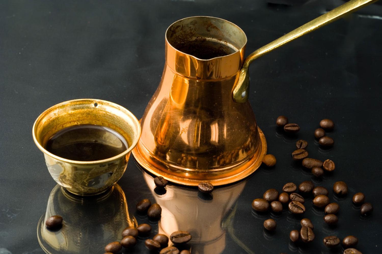 Как заварить кофе в турке
