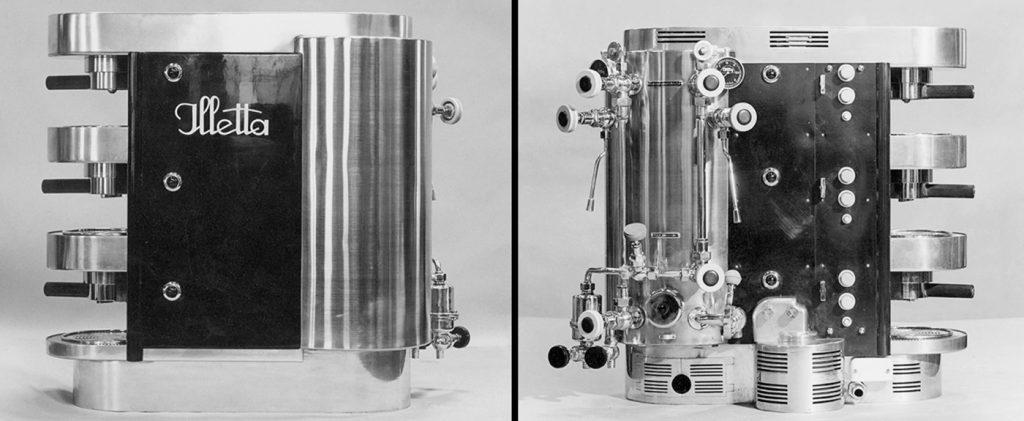 Иллетта эспрессо машина