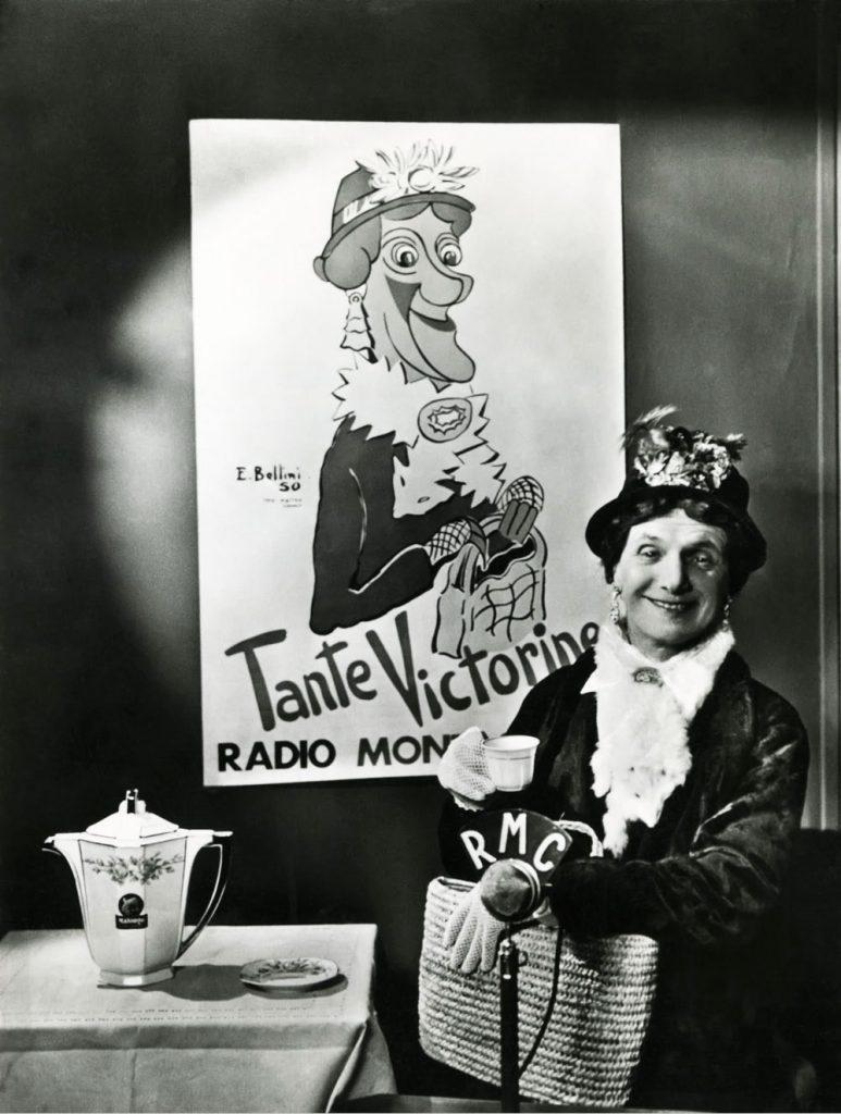 photo of tante victorine
