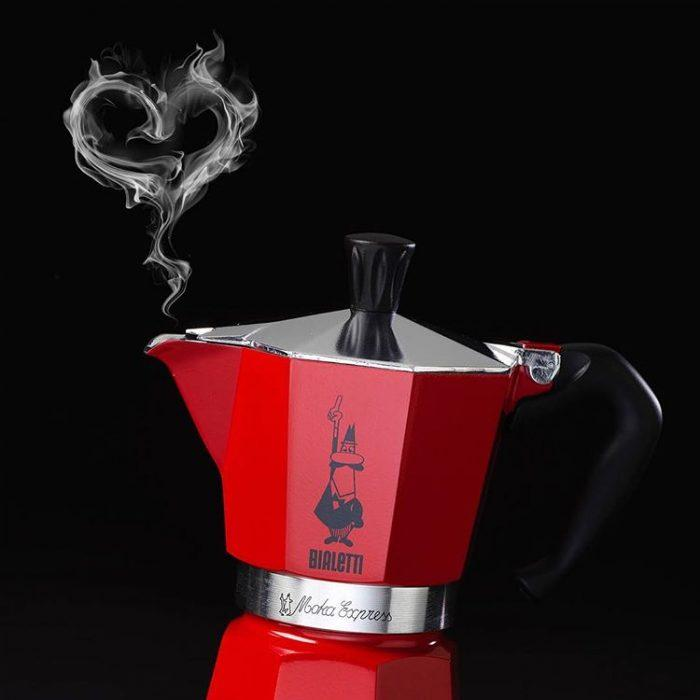 bialetti гейзерная кофеварка