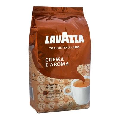 Lavazza Crema e Aroma в зернах 1кг