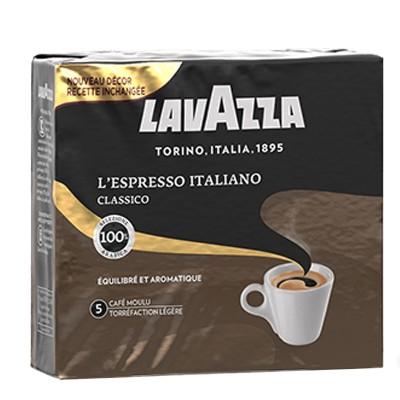 Lavazza L'Espresso Italiano Classico молотый 250г