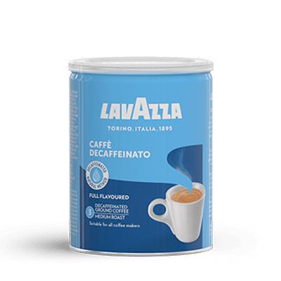 Lavazza Dek молотый ж/б 250г