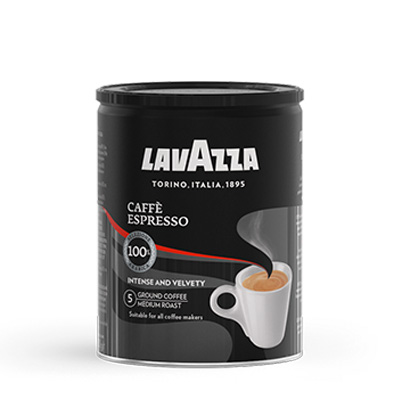Lavazza Espresso молотый ж/б 250г