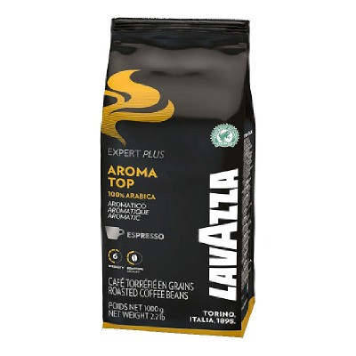 Lavazza Expert Aroma Top в зернах 1кг