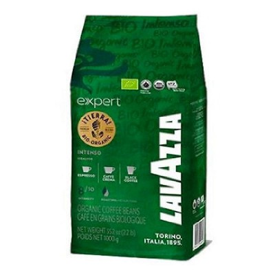 Lavazza Tierra Bio Organic Expert в зернах 1кг