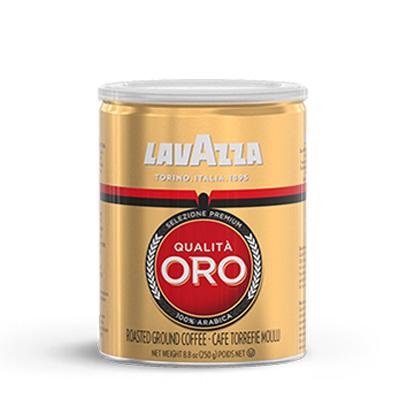 Lavazza Qualita Oro молотый 250г (ж/б)
