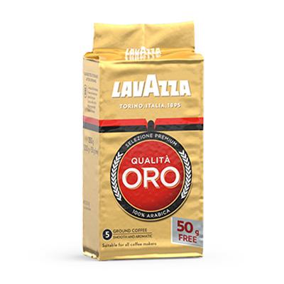 Lavazza Qualita Oro молотый 250г