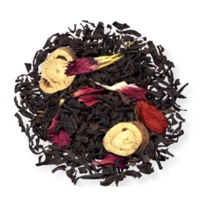 Садовая гвоздика черный чай 100г