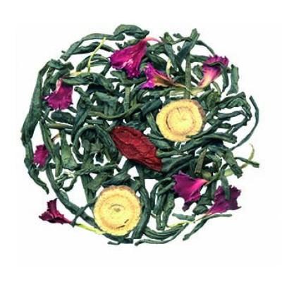 Садовая гвоздика зеленая зеленый чай 100г