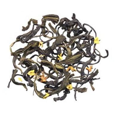 Османтус Маоджан зеленый чай 100г