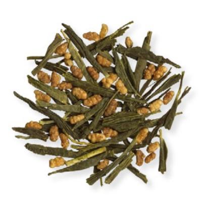 Генмайча японский чай 100г
