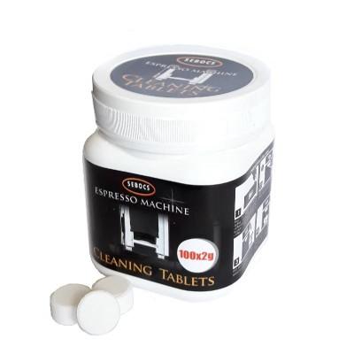Таблетки для удаления кофейных масел Sebocs 100шт