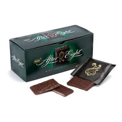 Мятный шоколад Nestle After Eight 200 г