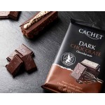 Cachet Черный шоколад 54% 300г