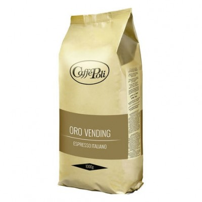 Caffe Poli Oro Vending в зернах 1кг