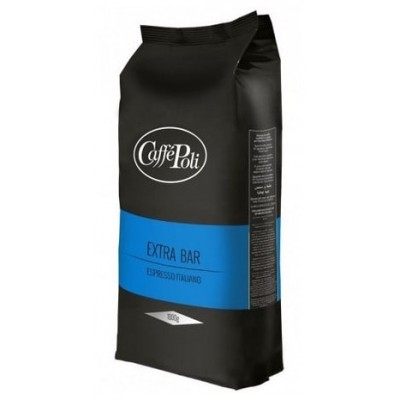 Caffe Poli Extrabar в зернах 1кг