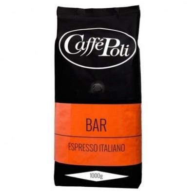 Caffe Poli Bar в зернах 1кг