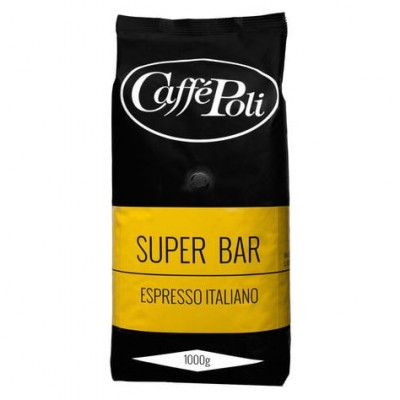 Caffe Poli Superbar в зернах 1кг