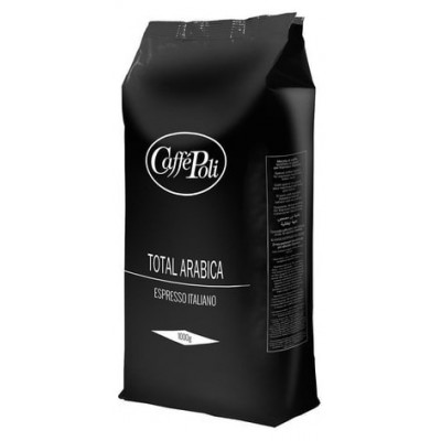 Caffe Poli Total Arabica в зернах 1кг