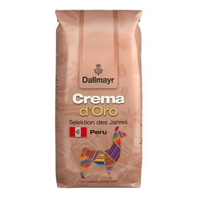 Dallmayr Crema d'Oro selection Peru в зернах 1кг