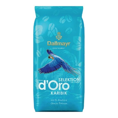 Dallmayr Crema d'Oro Karibik  в зернах 1кг