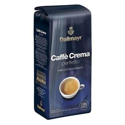Dallmayr Caffe Crema Perfetto в зернах 1кг