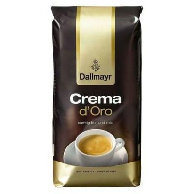 Кофе Dallmayr Crema d'Oro в зернах 1кг height=