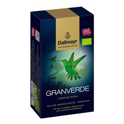 Dallmayr Granverde молотый 250г