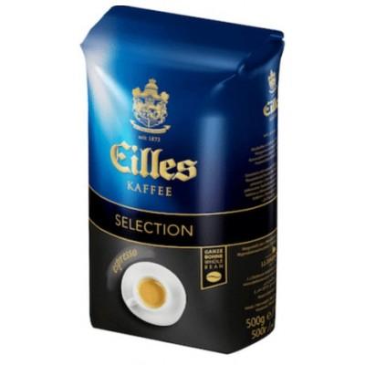 J.J.Darboven EILLES Selection Espresso в зернах 500г