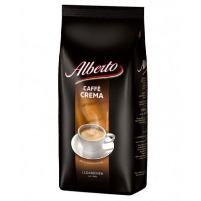 J.J.Darboven ALBERTO Caffe Crema в зернах 1кг