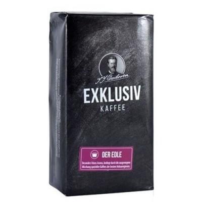 J.J. Darboven Exklusiv kaffee der Edle молотый 250г