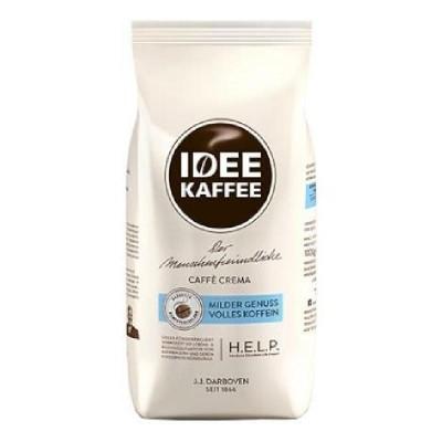 J.J.Darboven IDEE KAFFEE Cafe Crema в зернах 1кг