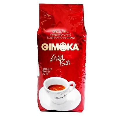 Gimoka Gran Bar в зернах 1кг