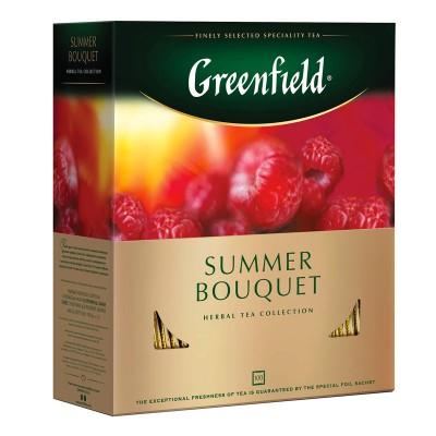 Greenfield Summer Bouquet травяной чай 100шт