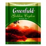 Greenfield Golden Ceylon черный чай 25шт