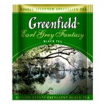 Greenfield Earl Grey Fantasy черный чай 100шт