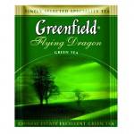 Greenfield Flying Dragon зеленый чай 25шт