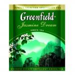 Greenfield Jasmine Dream зеленый чай 25шт