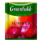 Greenfield Summer Bouquet травяной чай 25шт
