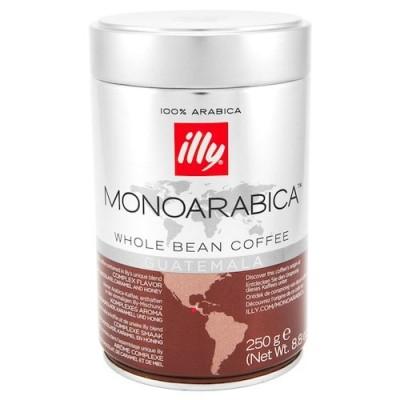 Кофе Illy Monoarabica Guatemala в зернах 250г height=