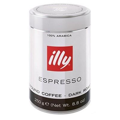 Кофе Illy Espresso Dark молотый 250г height=