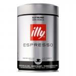 Illy Espresso Dark (Intenso) молотый 250г