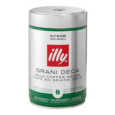 Кофе в зернах 250г Illy Espresso Decaffeinato