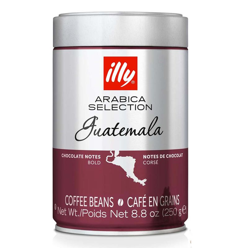 Кофе в зернах 250г Illy Monoarabica Guatemala height=