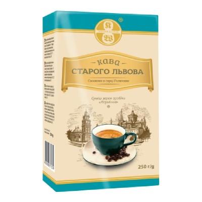 Кава Старого Львова Лигуминна молотый 250г